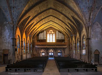 abandoned,church,organ,pipes,rust,belt