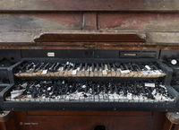 burnt,church,organ,rust,belt,fire