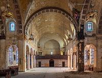 Abandoned Boston Church