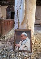 pope,john,paul,II,boston,abandoned,faith