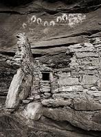 ancient,hand,ancestral,puebloan,ansazi,ruin,rock,art,colorado,plateau