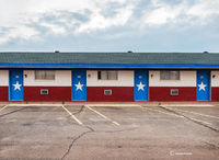 stars,old,motel,rooms,texas