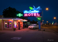 blue,swallow,motel,on,the,other,road,new,mexico