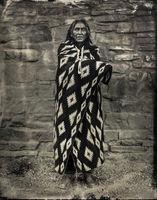 navajo,trader,hubbell,trading,post,ganado,arizona,edison,eskeets,wet,plate,image,collodion