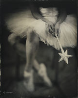ballet,in,the,antiquity,chicago,wet,plate,collodion,tintype,magic,wand,ballerina