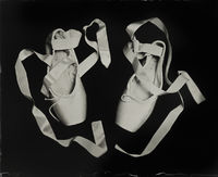 ballet,shoes,ballet,in,the,antiquity,chicago,wet,plate,collodion,tintype