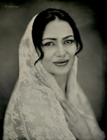 the,madonna,chicago,wet,plate,collodion,tintype,portrait
