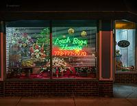 flower,store,night,chicago