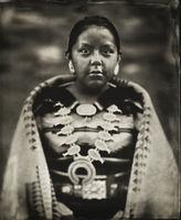 paige,navajo,hubbell,trading,post,ganado,arizona,wet,plate,collodion,tintype,navajonation,lukachukai
