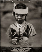 navajo,boy,hubbell,trading,post,ganado,arizona,kinlichee,wet,plate,collodion,tintype