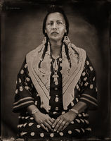 nina,Apsáalooke,Crow,Nation,native,american,chicago