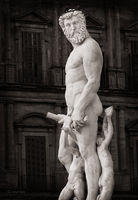 fountain,of,neptune,florence,italy