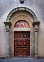 church,doorway,door,florence,italy,into,the,renaissance,period