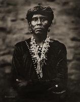 navajo,beadmaker,hubbell,trading,post,ganado,arizona,wet,plate,collodion,tintype