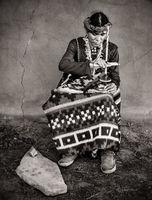 Navajo Traditional Bead Maker