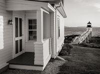The Marshall Lighthouse