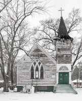 abandoned,church