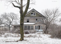 abandoned,home
