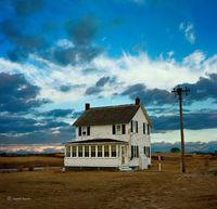 house,sky,rhode,island