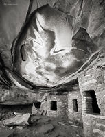 ancient,granaries,ancestral,puebloan,site
