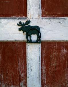 Maine Barn Door