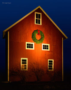 The Holiday Barn
