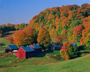 Vermont Farmstead