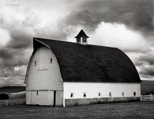 The Weathered Roof Barn