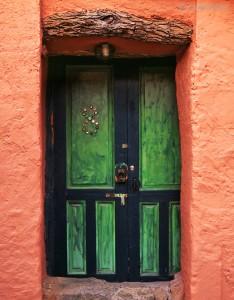Door No. 8