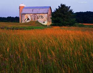 The Centennial Barn