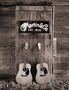 Old Martin Guitars