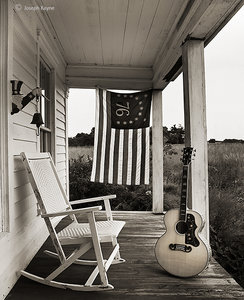 The Gibson J-200, Farmhouse Porch