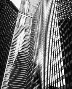 Skyscraper Study IX