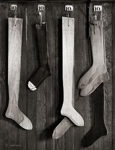 Old Sock Dryers