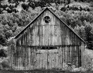 A New England Barn