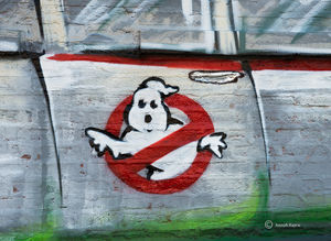 I Ain't Afraid Of No Ghosts