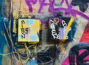 Graffiti Hardware