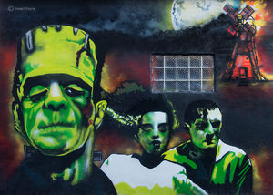 The Family Frankenstein