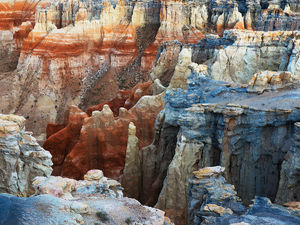 The Navajo Canyon