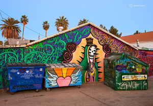 Day Of The Dead Alley