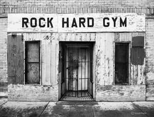 Rock Hard Gym