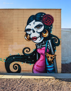 Day Of The Dead Diva