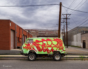 The Graffiti Mobile