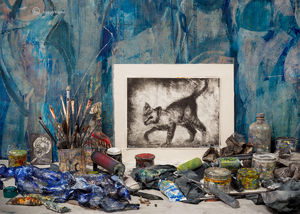 The Artist's Studio XXVIII