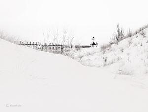 Snow Drifts & Lighthpuse