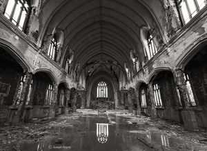 Abandoned Faith V