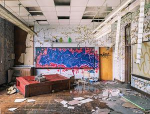Classroom Destruction
