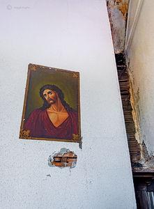 Fading Jesus