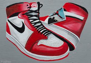 Old School Air Jordans