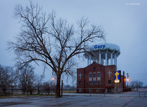 The Gary Water Tower